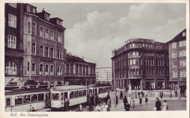 Dreiecksplatz Kiel
